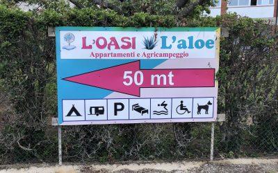 """AGRICAMPEGGIO """"OASI"""" – LOCALITà SANT'ALBINIA – PIOMBINO – LIVORNO"""